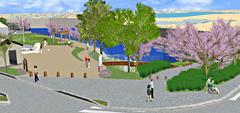 桧原桜公園 2:クリックして詳細