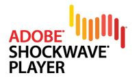 Adobe Shockwave Player のインストール
