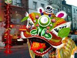 LUCKY LION DANCE