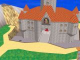 Peach's Castle 64 Online Flying Demo