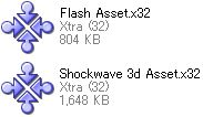 Flash Shockwave Xtra