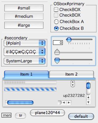 OS Control OSX